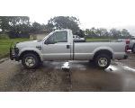 Lot: 30.PORT ARTHUR - 2008 Ford F-250 Pickup - Key<br>VIN #1FTNF205X8EC88460