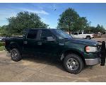Lot: 31.COLLEGE STATION - 2007 Ford F-150 4x4 Pickup - Key<br>VIN #1FTPW14V97KC40722