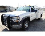 Lot: 02-22289 - 2005 Chevrolet Silverado 3500 Truck