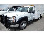 Lot: 02-22290 - 2005 Chevrolet Silverado 3500 Truck