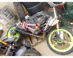 Lot: B9030467 - 2006 SUZUKI GSXR600 MOTORCYCLE