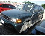 Lot: 13-663499C - 1999 MITSUBISHI MONTERO SPORT SUV