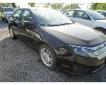 Lot: 8 - 2010 FORD FUSION - KEY / STARTED