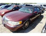 Lot: 11-151486 - 2000 Lincoln Town Car