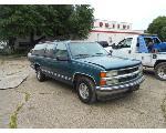 Lot: B68 - 1994 CHEVY SUBURBAN SUV - KEY / STARTED