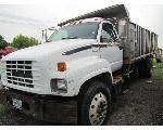 Lot: B901368 - 1996 GMC Dump Truck