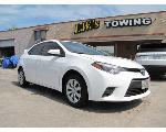 Lot: B903182 - 2015 Toyota Corolla - Key / Ran