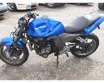 Lot: B904354 - 2005 Kawasaki 750 Motorcycle - Key