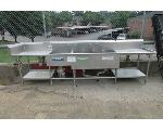Lot: 87 - STAINLESS STEEL SINK