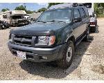 Lot: 49798 - 2000 NISSAN XTERRA SUV - KEY / RUNS