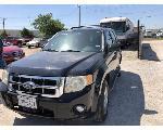 Lot: 52956 - 2012 FORD ESCAPE SUV - KEY / RUNS