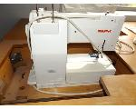 Lot: 254 - (5) Bernina 1006 Sewing Machines with tables.