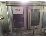 Lot: 267 - Blodgett gas oven