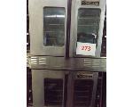 Lot: 273 - (2) Garland Master Stack ovens