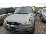 Lot: 65602.FWPD - 2001 FORD ESCAPE SUV