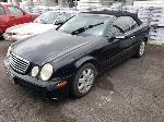 Lot: 111203 - 2002 Mercedes Benz CLK320