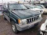 Lot: 118083 - 1996 Jeep Grand Cherokee SUV