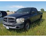 Lot: 3 - 2008 Dodge Ram Truck - Key / Starts