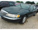 Lot: 10-664656C - 1998 LINCOLN CONTINENTAL