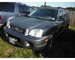 Lot: 12-658698C - 2004 HYUNDAI SANTA FE SUV
