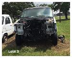 Lot: 3 - 2008 Ford E350 Van - Key<BR>VIN #1FBNE31L28DB00269