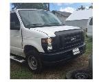 Lot: 7 - 2009 Ford E350 Van - Key<BR>VIN #1FBNE31L99DA58751