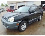 Lot: B8090797 - 2004 HYUNDAI SANTE FE GLS SUV - KEY / STARTED