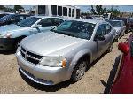 Lot: 05-153847 - 2008 Dodge Avenger - KEY / RUN DRIVE
