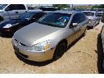 Lot: 12-154919 - 2003 Honda Accord - KEY