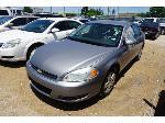 Lot: 14-154345 - 2006 Chevrolet Impala