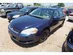 Lot: 17-153444 - 2007 Chevrolet Impala