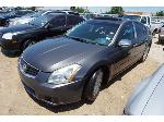 Lot: 21-155044 - 2007 Nissan Maxima - KEY / RUN DRIVE