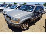 Lot: 24-153770 - 2000 Jeep Grand Cherokee SUV - KEY