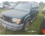 Lot: 20 - 2000 Nissan X-Terra SUV - Key