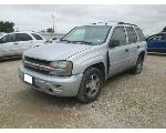 Lot: 0610-7 - 2007 CHEVROLET TRAILBLAZER SUV