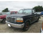 Lot: 0610-16 - 1995 FORD F150 PICKUP