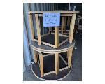 Lot: 3305 - (4) Round Tables