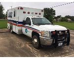Lot: 1 - 2011 Chevrolet 3500 Ambulance - KEY