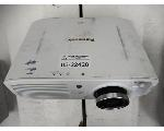 Lot: 02-22428 - Panasonic Projector