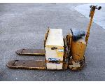 Lot: 02-22458 - Electric Pallet Jack
