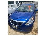Lot: 9 - 2017 NISSAN VERSA - KEY