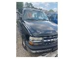 Lot: 11 - 2002 CHEVY TAHOE SUV - KEY