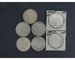 Lot: 318 - PEACE DOLLARS