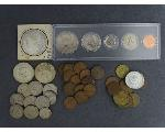 Lot: 328 - MORGAN DOLLAR, PROOF SET & KENNEDY HALVES