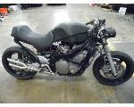 Lot: A7649 - 2006 Suzuki Katana GSX 600F Motorcycle