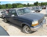 Lot: 318 - 1992 FORD F150 PICKUP