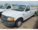 Lot: 49-EQUIP#048041 - 2004 FORD F-150 PICKUP - CNG