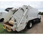 Lot: 205-EQUIP#103030 - 2010 INTL 7400 REAR LOADER - CNG