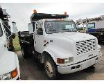 Lot: 212-EQUIP#012007 - 2001 INTL 4700 DUMP TRUCK