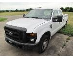 Lot: 221-EQUIP#081072 - 2008 FORD F-250 PICKUP